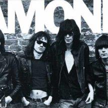 Видео Ramones, которое ранее не публиковалось.